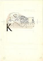 Детская книга и три оригинальные иллюстрации к ней.