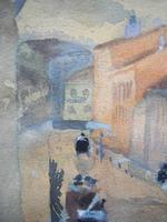 """"""" Вид из окна дома Бенуа """""""