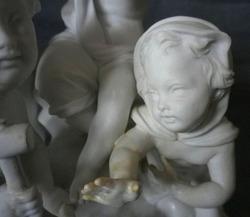 """Скульптурная группа """" Аллегория зимы """""""