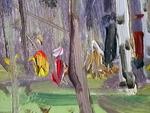 """"""" Весна в парке"""""""