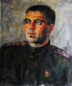 """""""Портрет капитана"""""""