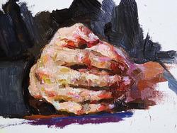 """""""Руки""""  Этюд."""
