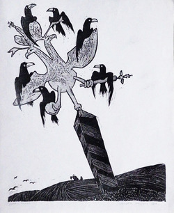 """Орлы и вороны"""