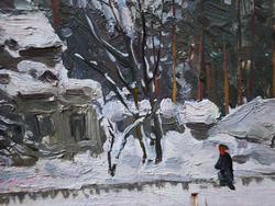 """""""Дача зимой"""""""