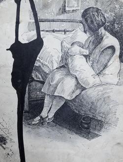 """""""Мать и дитя"""""""