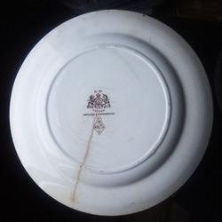 "Тарелка ""Napoleon a fontainebleau"""