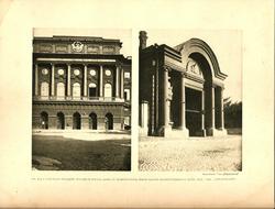 Фасад и ворота