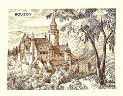 """Замок """"BOUZOV"""""""