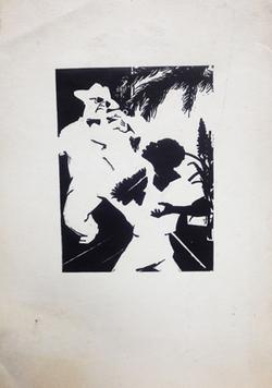 Иллюстрация по В.В. Маяковскому