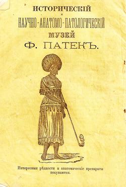 Каталог музея Ф. Патек.