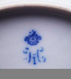 Тарелка Императорского фарфорового завода