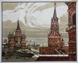 """""""Москва. Кремль"""""""