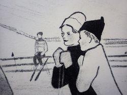 """""""Лыжники"""""""