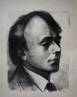 """""""Портрет О. Мандельштама"""""""