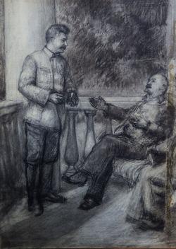 """""""Ленин и Сталин"""""""