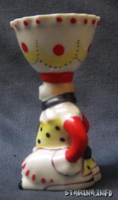 """Пашотница """"Клоун"""""""
