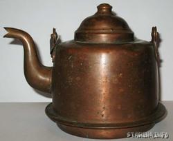 Чайник красномедный