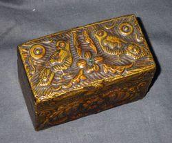 Коробка для хранения игральных карт