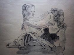 """""""Мать и дочь"""""""