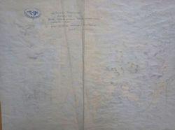 Эскиз стенной росписи
