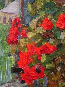 """""""Цветы на окне"""""""
