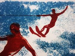 """""""Водные лыжи"""""""