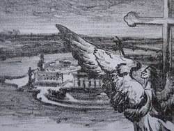 """Ангел над городом"""