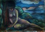 """Коллекция leningradart.com, выставка """"Женский образ в творчестве В.В. Дубяго"""""""