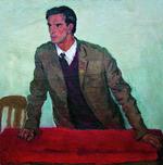 """выставка по каталогу коллекции """"Соцреализм. Ленинградская живописная школа. 1930-1980. Некоторые имена"""""""