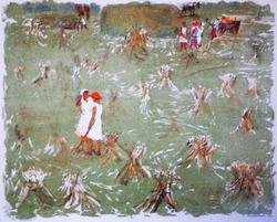 """Коллекция leningradart.com, выставка Масленниковой И.Н. """"Земля и люди"""""""