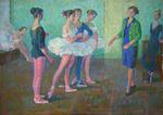 """"""" Урок в балетной студии """""""