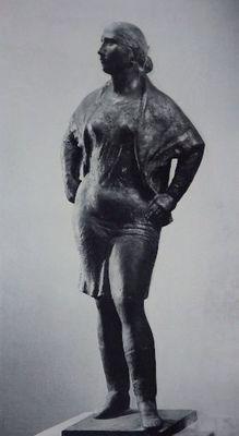 """Репродукция из альбома """"В. РЫБАЛКО"""",""""Художник РСФСР"""", Л., 1986"""