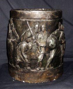 Коллекция leningradart.com. Ваза принадлежала матери автора - художнице С.Л. Закликовской.