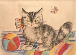 КУСТОВА (ШОРР) ИРИНА  Выставка детских рисунков, выполненных до 1944 года.