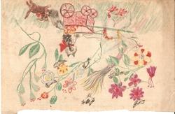 КУСТОВА (ШОРР) ИРИНА  Выставка рисунков, выполненных до 1944 года.