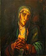"""Коллекция leningradart.com, выставка """"Картины, написанные по методу Г.Я Длугача"""""""