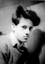 Альберт Белявский . 1951 год.