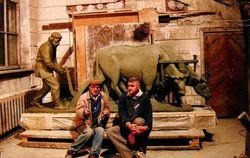 Фотография из архива leningradart.com.