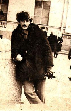 Фотография Цибульника В.А. из фотоархива leningradart.com.