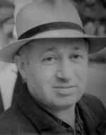 Х.М.Б. Белявский. 1950-е годы.